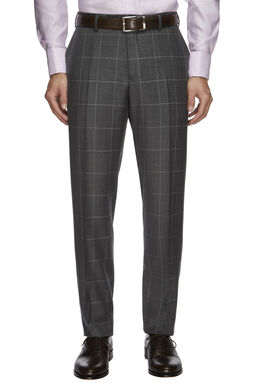 Herod Charcoal Trouser