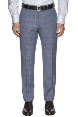 Iain Blue Trouser, , hi-res