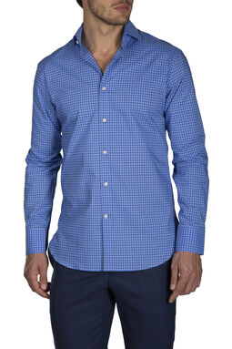 Palmiro Blue Shirt, , hi-res
