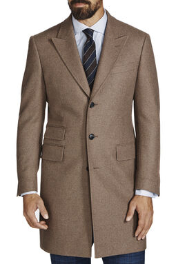 Rodney Brown Overcoat