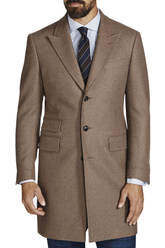 Rodney Brown Overcoat, , hi-res