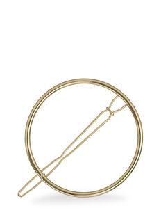 Metallic Round Clip