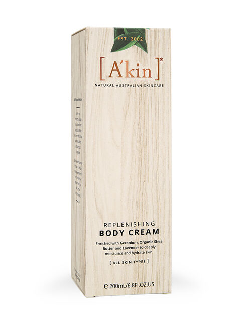 Replenishing Body Cream 200ML