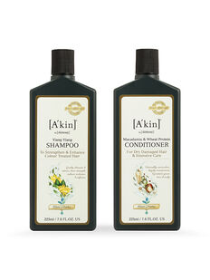 Duo 225ML Ylang Ylang Shampoo & Macadamia & Wheat Protein Conditioner