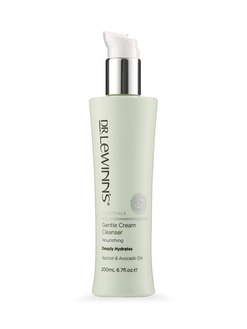 Essentials Gentle Cream Cleanser 200ML