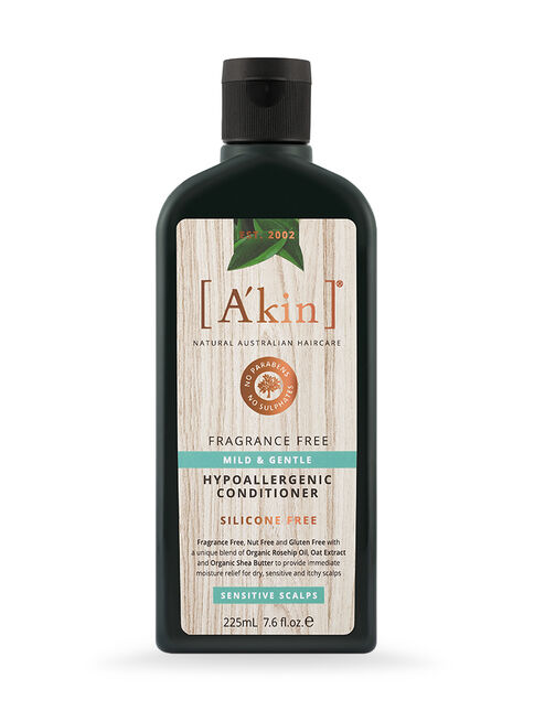 Unscented Very Gentle Conditioner 225ML