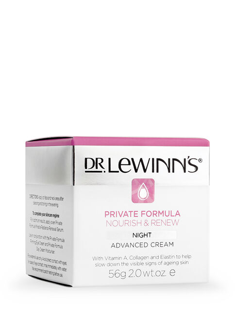 Private Formula Advanced Night Cream 56G