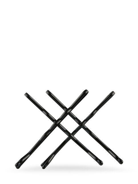 Black Bobby Pins - 25 Pk