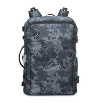 Vibe 40 anti-theft 40L carry-on backpack, Grey Camo