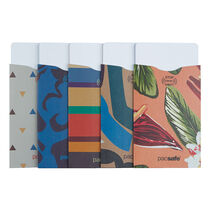 RFIDsleeve 25 credit card sleeve (5 pack), Tropical