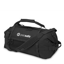Duffelsafe AT45 anti-theft Carry-on adventure duffel, Black