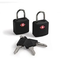 Prosafe 620 TSA accepted luggage locks, 100