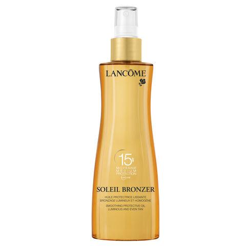 Lancome Lancôme® Soleil Bronzer Smoothing Protective Oil SPF 15