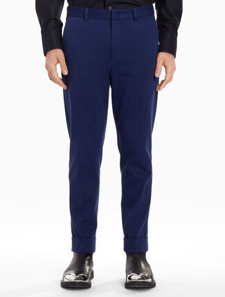CALVIN KLEIN Woven tapered pants