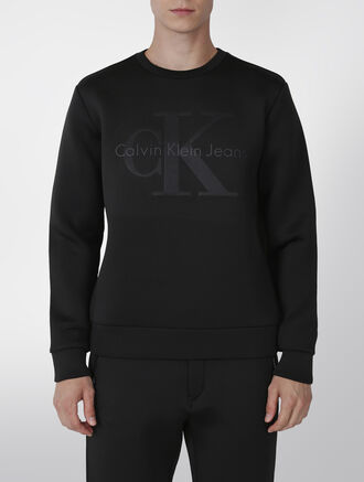 CALVIN KLEIN LIMITED BLACK SERIES OVERSIZED SWEATER