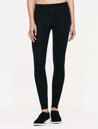 CALVIN KLEIN LOW RISE FULL LENGTH LEGGINGS