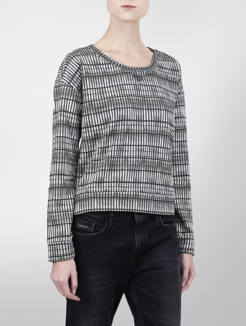 CALVIN KLEIN JULIET SWEAT SHIRT