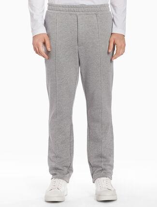 CALVIN KLEIN Straight sweat pants