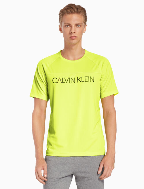 CALVIN KLEIN ACTIVE ICON TRAINING TEE