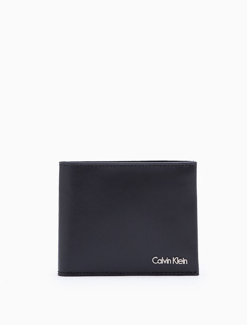 CALVIN KLEIN BILLFOLD WITH CARD CASE