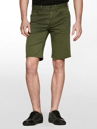 CALVIN KLEIN 5 POCKETS SHORTS