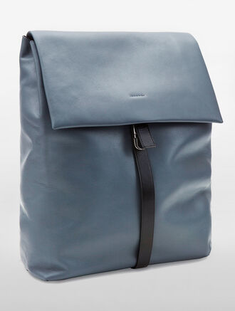 CALVIN KLEIN SLATED BACKPACK