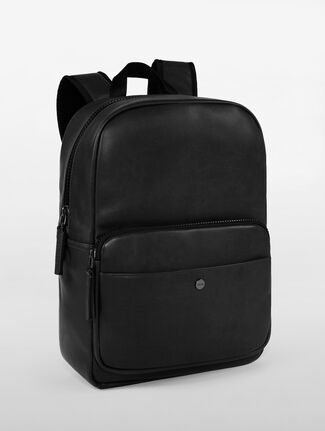 CALVIN KLEIN UNIT SQUARE BACKPACK WITH TOTE