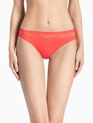 CALVIN KLEIN PERFECTLY FIT BIKINI WITH LACE