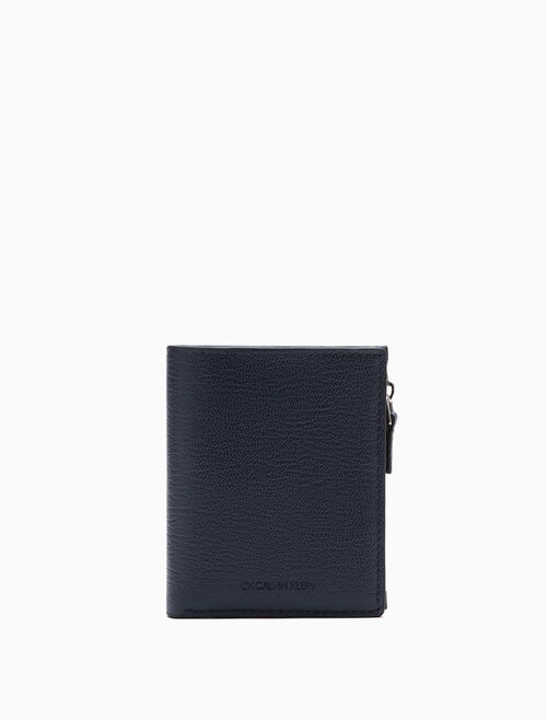 CALVIN KLEIN FULL GRAIN BILLFOLD WALLET
