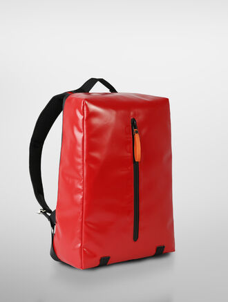 CALVIN KLEIN CITY SLICK SLIM BACKPACK