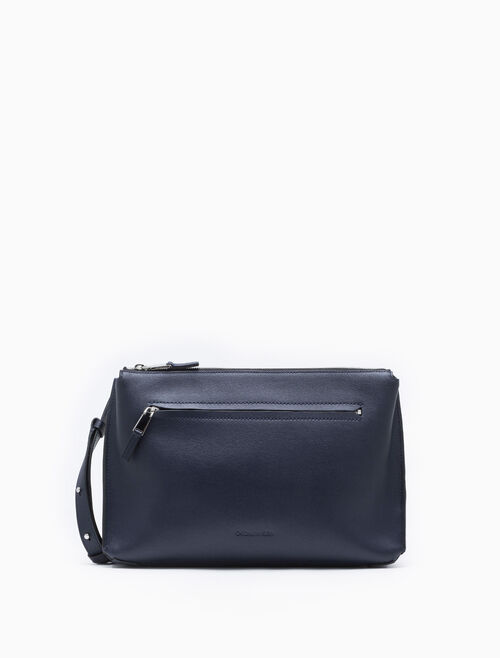 CALVIN KLEIN Edged Large Pouch With Strap