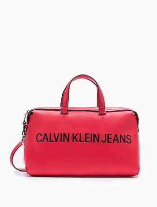 CALVIN KLEIN Barrel Shoulder Bag