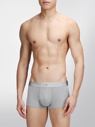CALVIN KLEIN CK ONE FASHION LOGO LOW RISE TRUNK