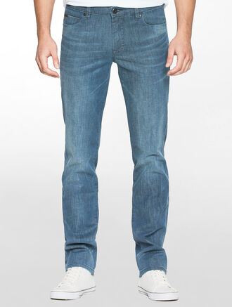 CALVIN KLEIN STEEL MID BODY FIT JEANS