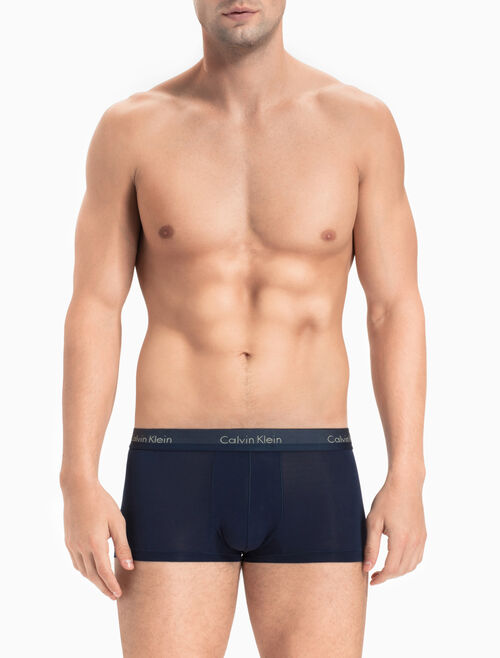 CALVIN KLEIN WEIGHTLESS MICRO LOW RISE TRUNK