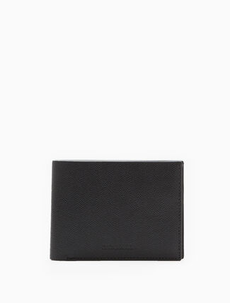 CALVIN KLEIN CLASSIC BILLFOLD WALLET WITH COIN CASE