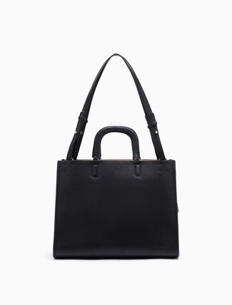CALVIN KLEIN MULTI COMPARTMENT METRO DAY SATCHEL
