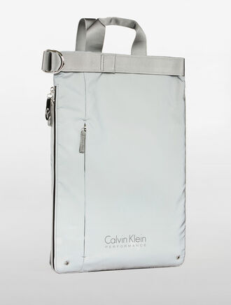 CALVIN KLEIN EXPANDABLE BACKPACK