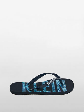 CALVIN KLEIN INTENSE POWER PLUS FLIP FLOP LIMITED EDITION