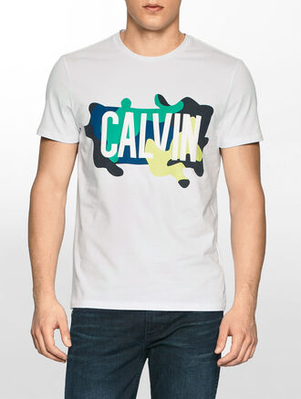 CALVIN KLEIN TEAMS T-SHIRT