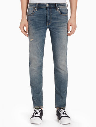 CALVIN KLEIN CKJ 027 MEN BODY BENDIGO BLUE JEANS