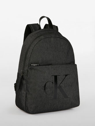 CALVIN KLEIN CANVAS REISSUE CANVAS BACKPACK