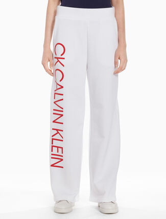 CALVIN KLEIN Logo sweat pants