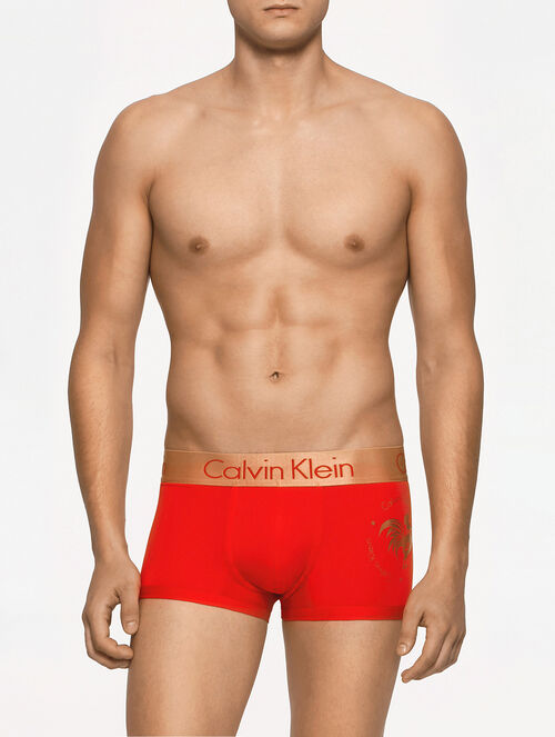 CALVIN KLEIN ZINC HOLIDAY - MICRO LOW RISE TRUNK