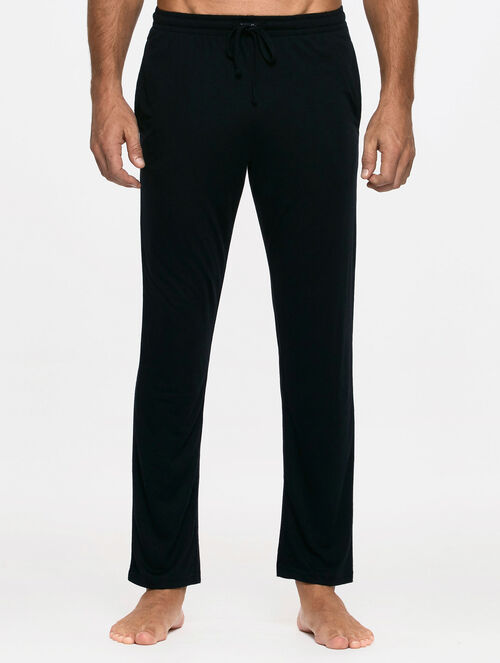CALVIN KLEIN LIQUID LUXE SLEEP PANT KNIT