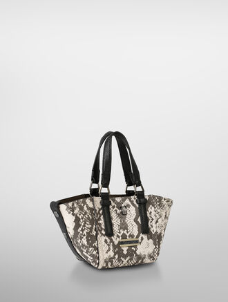 CALVIN KLEIN ULTRA LIGHT REVERSIBLE STUDIO TOTE