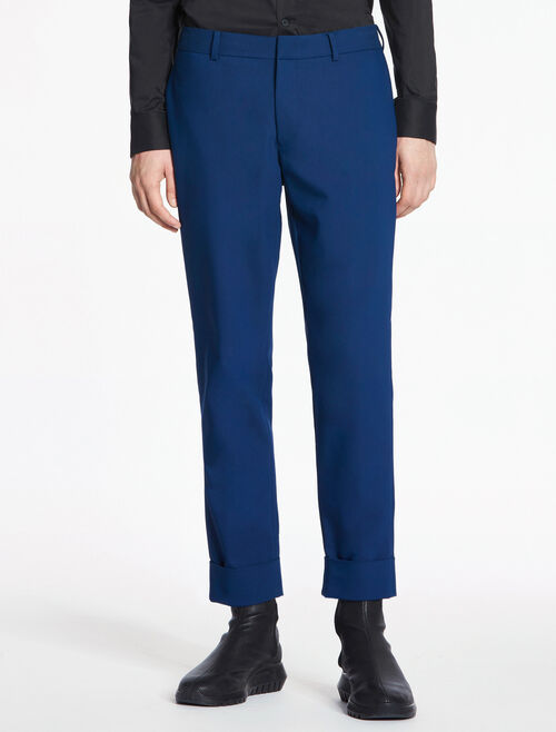 CALVIN KLEIN TECH COTTON OXFORD PANTS