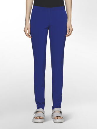 CALVIN KLEIN SCUBA SUITING EXTREME SKINNY BASIC PANTS( PIPER FIT )