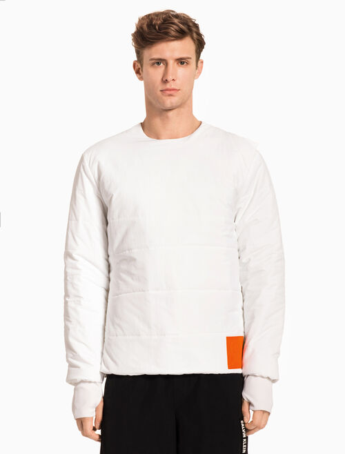 CALVIN KLEIN Long Sleeve Flak Jacket