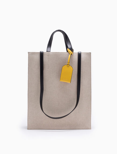 CALVIN KLEIN PINCHED TOTE BAG